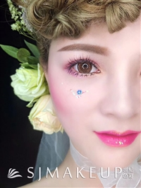 株洲彩妆培训班前十化妆师一览表