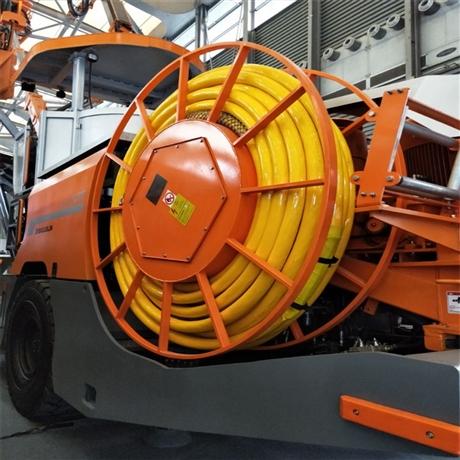 电动铲运机用PUR聚氨酯电缆