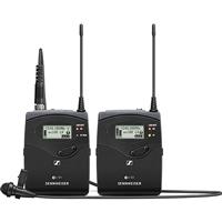 森海塞尔 EW 112P G4 采访无线话筒一套也批发 摄像机采访话筒