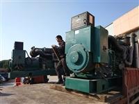 上海发电机回收,专业回收发电机