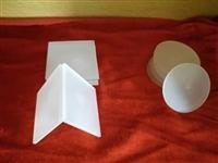 氟化鈣楔形窗口片  產品型號:QX-XCAF擎軒科技