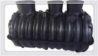 三格式化粪池污水口排管