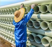 BWFRP管厂,广西玻璃钢电缆保护管