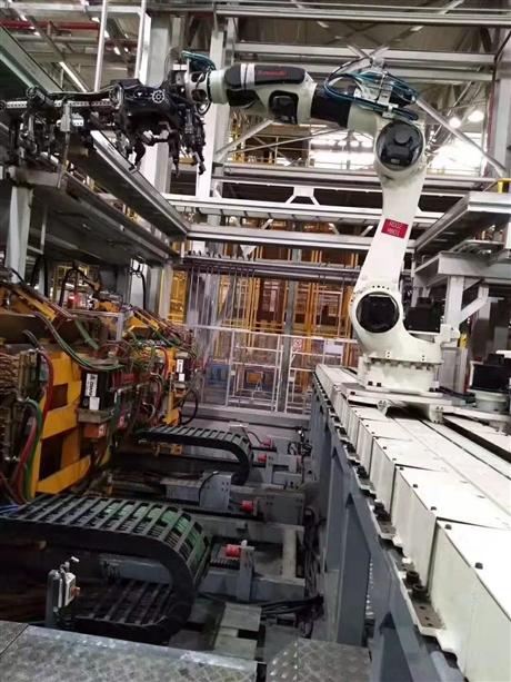 高抗扭机器人专用PUR聚氨酯电缆