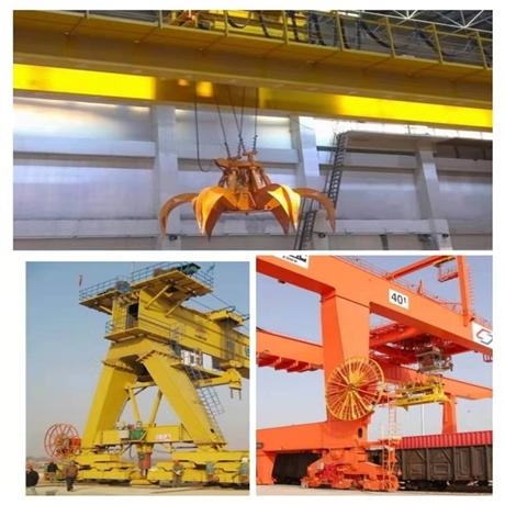 连续卸船机用PUR聚氨酯电缆