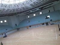 加查县精品篮球地板批发