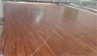 泾川县单龙骨篮球木地板规格