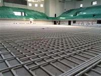 武山县精品篮球场地板养护