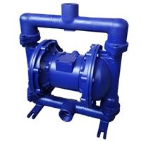 黃石污水鑄鐵氣動雙隔膜泵選型