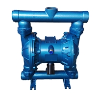 宣城耐腐蝕鑄鐵氣動隔膜泵系列