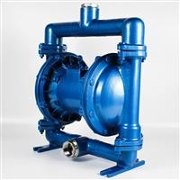 清遠污水鑄鐵氣動雙隔膜泵隔膜片