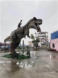 新闻盐城盐都恐龙展地产景区合作