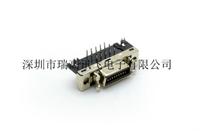 供应DB头SCSI连接器公母座