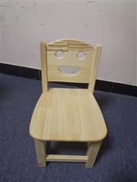 成都幼儿园笑脸椅 成都实木笑脸椅 成都幼儿园家具