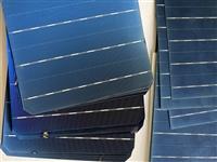 鹽城電池片回收廢舊光伏電池片矽片回收高價回收