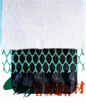 凹凸型防排水板 15公分塑料排水板