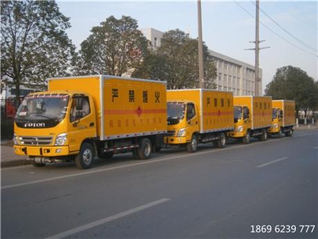 湖北气瓶车厂家,虹昌达,福田奥铃气瓶车多少钱一辆