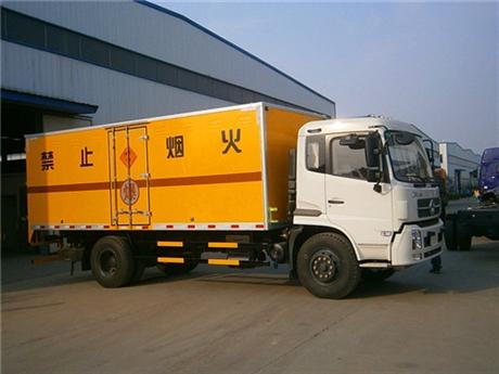 云南炸藥車哪里買 定點采購爆破器材運輸車廠家