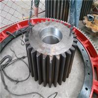 干法183球磨機小齒輪配件生產廠家35simn材質調質