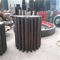 2.6米球磨機小齒輪錫基合金球面瓦35simn材質調質