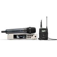 森海塞尔 EW 100 G4-ME2/835-S 手持领夹无线话筒一套也批发