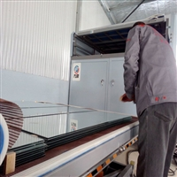 一步法夹丝玻璃设备 一步法夹胶炉  高压釜夹胶炉 方鼎科技