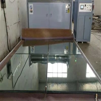 弧形夹胶玻璃规格 夹胶玻璃设备价格  淋浴房夹胶炉  方鼎科技