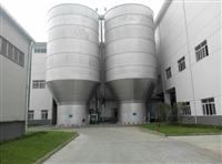 河南鹤壁造纸专用浆塔Q345B+316L不锈钢复合钢板