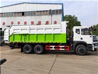 拉干糞濕糞畜禽糞便15噸20噸污糞運輸車