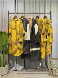 高端女裝渠道貨源 2020春空序連衣裙女裝折扣 哪里可以找到品牌折