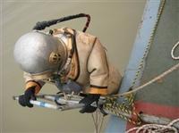 广元水下沉管安装,管道气囊封堵,水下切割钢围堰