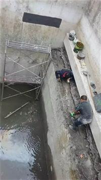 延边水下拆除水泥桩,模袋护坡施工,隧道堵漏