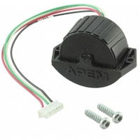 APEM拇指拨轮开关HRL202E0进口霍尔感应式滚轮Thumbwheel