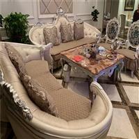 蒙自沙發坐墊定做廠家-訂制歐式沙發坐墊-紫禾工坊