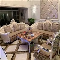 沙發坐墊異形尺寸定做-美式沙發坐墊定制廠家-紫禾工坊
