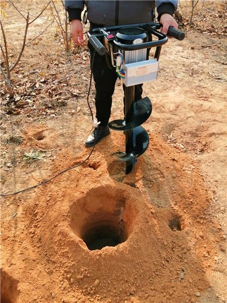 山地栽树挖坑机好选择