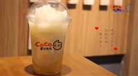 coco奶茶饮品加盟