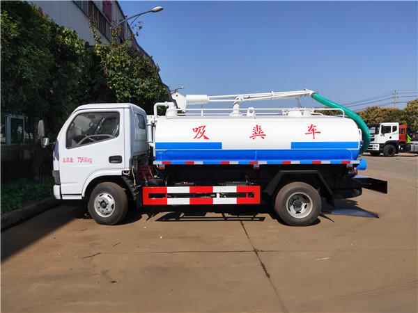 爱好环境环保清运 6吨7吨粪污运输车功能说明