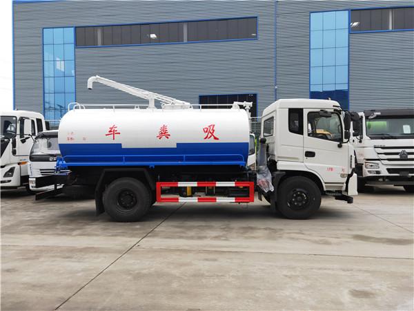 拉畜禽粪便车 10吨粪污输车厂家