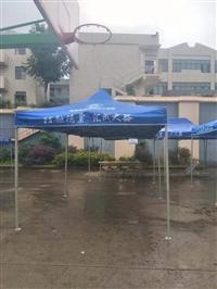 普洱市廣告帳篷批發-昆明折疊帳篷印字-訂做昆明廣告四腳大傘