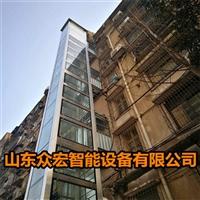 烟台莱山区旧楼加装电梯方案