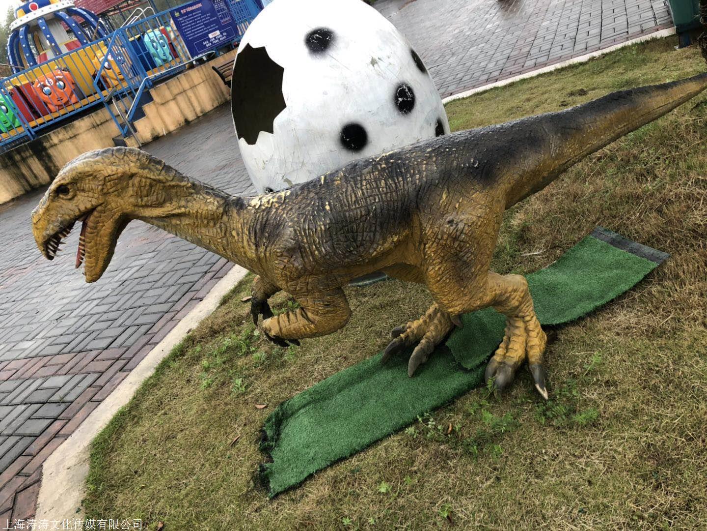 青岛崂山恐龙展地产景区合作