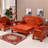 中式现代家具中式沙发图片大全