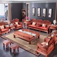 中式现代家具新中式家具效果图