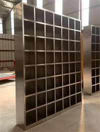 定制不锈钢碗柜 食堂50格餐具柜价格 不锈钢40格餐具柜厂家
