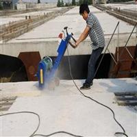 貴州黔東南 混凝土拉毛機地面拉毛機 250電動銑刨機