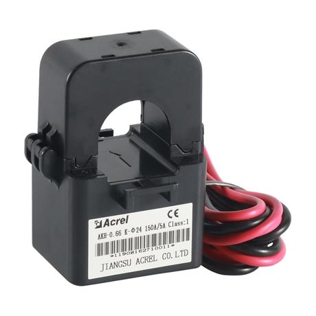 安科瑞AKH-0.66K-Φ36开口电流互感器 电力运维改造