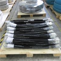缠绕胶管总成 内径13mm钢丝编织高压胶管值得信赖