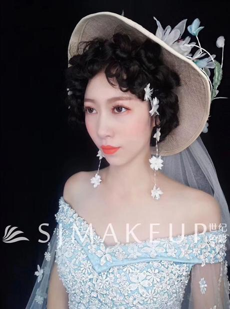 株洲结婚在哪里可以新娘化妆培训