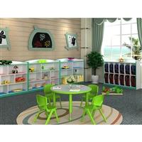 幼儿园家具_学习桌椅_儿童实木桌椅-厂家直销
